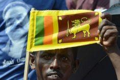 Sri Lanka warns of looming foreign debt crisis
