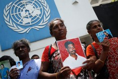 Sri Lanka leader appoints committee to investigate wartime disappearances ahead of UN update