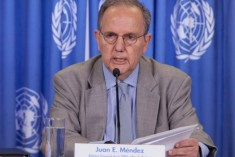 Sri Lanka: Preliminary Observations and Recommendations of the UN  Special Rapporteur  Juan E. Mendez