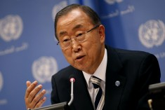 UN Chief Non-committal On International Judges For War Crimes Probe Here