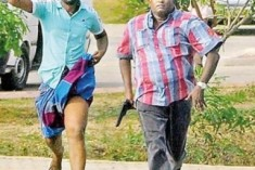 Oposition Activists Attacked In Hambanthota By Toy Pistol Mayor