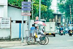 Sri Lanka: Beggars come under threat of Invisible Predator ? – Kamanthi Wickramasinghe