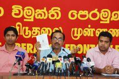 Sir John Kotalawala's last will violated to intensify project to privatize education – Bimal Rathnayaka