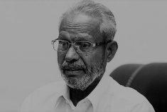 Chairman of the  NPC C.V.K. Sivagnanam refutes IGP re LTTE regrouping