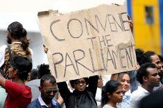 Sri Lanka AG signals illegal sacking of PM