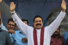 Sri Lanka's Ex-strongman in Tough Battle for Return to Power