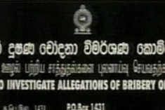The Chairman of the Bribery Commission Must Go
