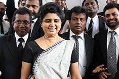 'I have been unjustly persecuted, and vilified';  Time and nature will do justice to me –  CJ Shirani Bandaranayake