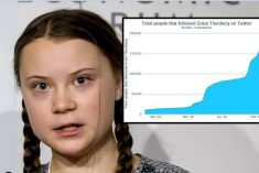 Teenager behind student climate change strike has more Twitter followers than Green Party leaders