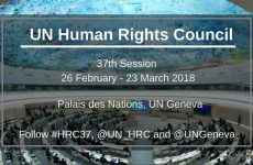 At HRC37 Sri Lanka to unveil a host of measures taken in line with its HR commitments