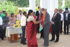 Samantha Power Tweets from Jaffna on Reconciliation and Demilitarisation