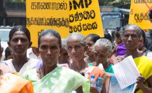 Sri Lanka Govt to change OMP act:  OMP requests Govt to respect the needs of the families & their right to know the fate of their missing or disappeared loved ones