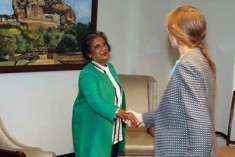 "Samantha Power to Kumarathunga: ""Move Forward Transitional Justice Process ASSP"""