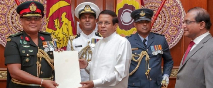 Sri Lanka: Appointment of Shavendra Silva as Army Commander comes under fire