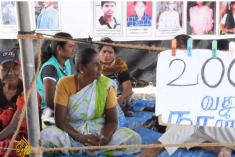 Sri Lankan families demand answers on missing relatives