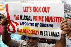The deep state and the struggle for Sri Lanka's democratic heart – Kishali Pinto Jayawardene.