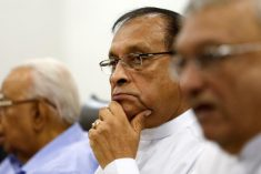 Sri Lanka has suffered a 'coup without guns': parliament speaker