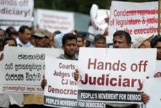 Sri Lanka's judicial institution should not be left to a few brave judges to uphold – Kishali Pinto Jayawarena