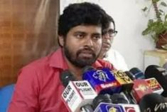 Sri Lanka Media Associations say that they are paying attention to the arrest of web editor Chathuranga de Silva