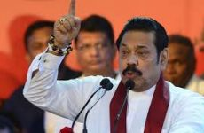 Sri Lanka: Mahinda Rajapaksa issues a statement  targeting 19 A, Tamil & Muslim parties and Rule of Law
