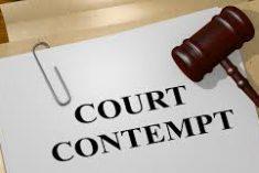 Contempt of Court  in Sri Lanka :  AG files 14 witnesses list against Minister Ramanayake