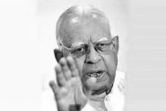 """ Sri Lankan Tamils will be entitled to external self-determination on account of your default."" – R. Sampanthan"