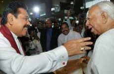 TNA leader Sampanthan wishes PM Rajapaksa ever more successful political future!