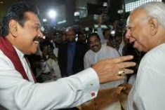 TNA leader Sampanthan wishes PM Rajapaksa ever more successful political future!