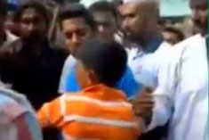 Sri Lanka:  Buddhist extremist  'Bodu Bala Sena ' thugs batter a Muslim boy