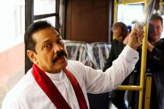 Easy for western countries to talk, to criticise us: Mahinda Rajapaksa