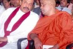 """Get rid of the 13th Amendment""      – Elle Gunawansa Thera, a member of the Police Commission"