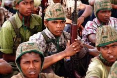 Sri Lanka's ex-LTTE cadres float political party