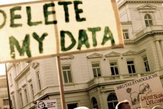 Europe's Court Repudiates Blanket Data Retention; Says Hostile to Privacy, Democratic Freedoms