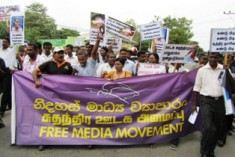 Protest on Kuganathan assault escalates amid eyewash arrest
