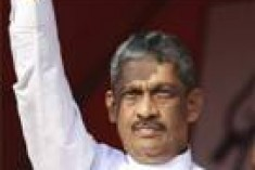 Out of jail, Sri Lankan ex-general says government must go