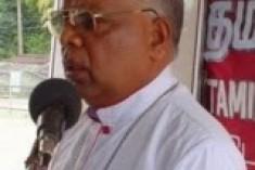 Sri Lanka: Bishop calls for international investigation into war crimes