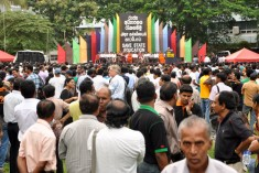 sri Lanka:'Save State Education'  – In solidarity with FUTA strike