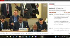 HRC 40: Summary of the interactive dialogue on the situation of human rights in Sri Lanka.