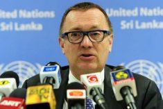 UN condemns anti-Muslim attacks in Sri Lanka