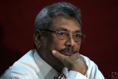 Sri Lanka's wartime defense chief sued in U.S. over alleged torture and murder