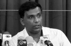 Sri Lanka Election monitor CaFFE campaigning against UNP leader: Where is the neutrality?