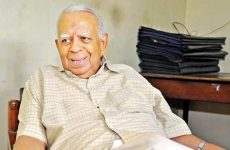 Sampanthan clarifies the issue of occupying an official residence