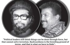 Wijeweera and Prabhakaran: Two sides of the same coin