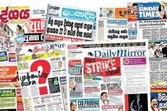 Powers of the Election Commission to Regulate Privately-Owned Media during Elections in Sri Lanka – Verité Law