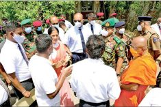 Sri Lanka: Defence re-defined: The military as first resort