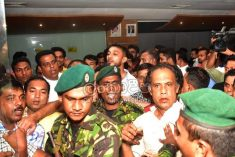 State media in Sri Lanka: Lake House taken over & ITN, Rupavahini came under attack by Rajapaksa loyalists