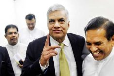 Royal victory for Sri Lanka PM Ranil Wickremesinghe
