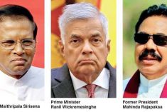 Presidential coup that will send the Sri Lanka into darkness