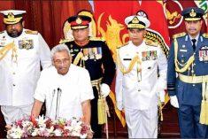 Sri Lanka: All-powerful Executive returns via 20A