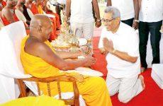 Sri Lanka: Presidency and Sangha- virtuous or villainous duo? – Dr. Ameer Ali
